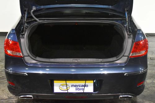 peugeot 408 2.0 allure tiptronic 2011 rpm moviles