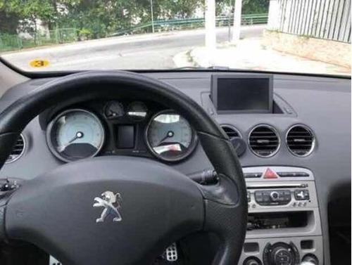 peugeot 408 2.0 griffe flex aut. 4p 2012