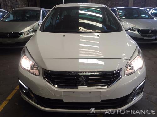 peugeot 408 active 1.6 5 puertas autofrance