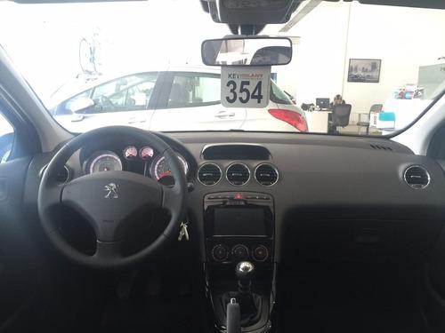 peugeot 408 allure 2.0 4 puertas 2017 entrega inmediata