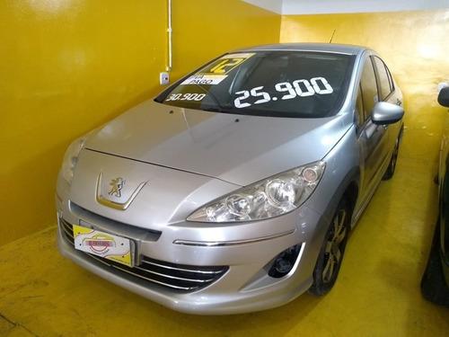 peugeot 408 allure 2.0 automático 2012 sem sinistro