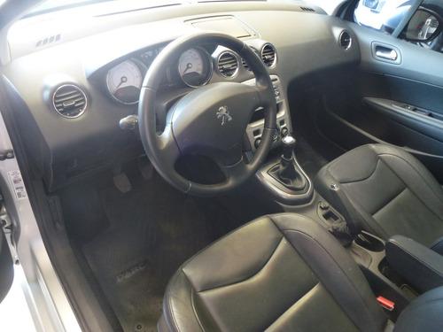 peugeot 408 allure 2.0 sedan 4 puertas