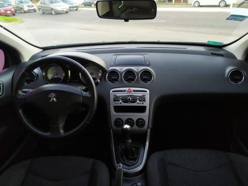 peugeot 408 allure hdi con navegador año 2011