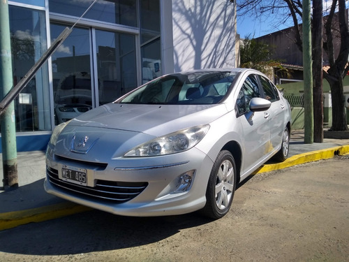 peugeot 408 allure nav 2013 impecable wb