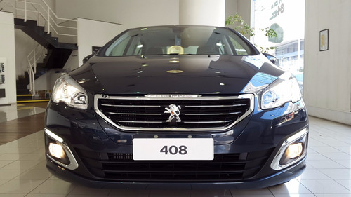 peugeot 408 allure plus thp 0km okm 2017 manual 1.6 turbo 6t