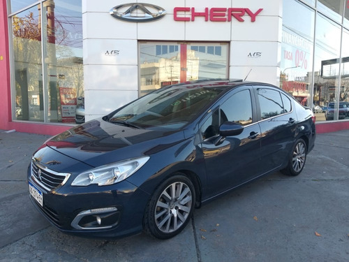 peugeot 408 felline thp tiptronic at 1.6 azul 42.000km. 2016