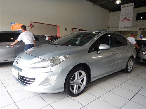 peugeot 408 griffe thp 1.6 16v automático 2014
