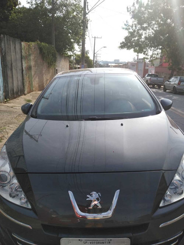 peugeot 408 griffe thp 2012