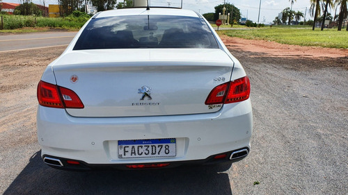 peugeot 408 griffe thp - exclusivo roland garros