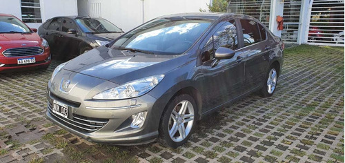 peugeot 408 sport 1.6 thp at