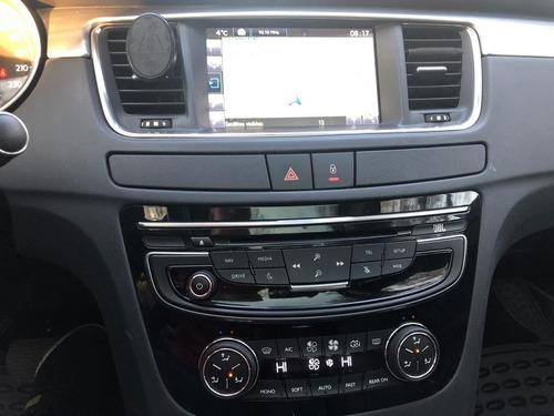 peugeot 5 puertas diesel 2.0 508 rxh 2.0 hdi at