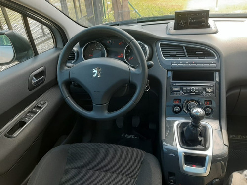 peugeot 5008 1.6t allure plus 7 plazas 2014