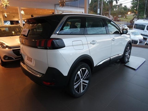 peugeot 5008 griffe 1,6 thp 16v 4p aut completo pack 0km2019