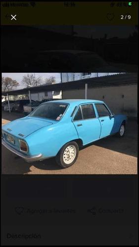 peugeot 504 1982