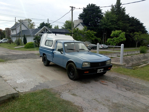 peugeot 504 2.0 pick up gd 1990 diesel