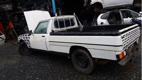 peugeot 504 a diesel ano 1992 sucata para retirar peças!