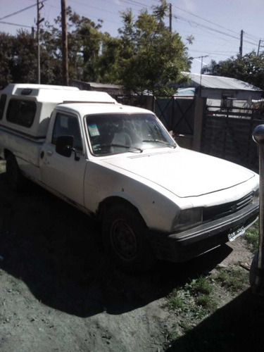 peugeot 504 pick-up diesel mod.98 $110.000