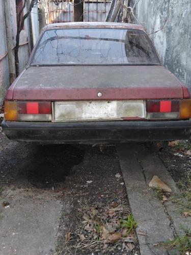 peugeot 505 2.2 sr gamma at sc 1983