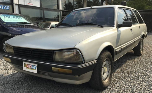 peugeot 505 familiar 7 asientos
