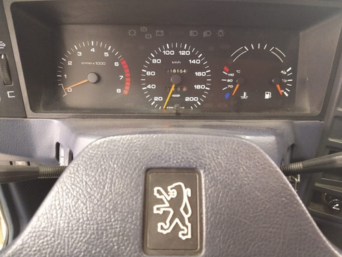 peugeot 505 sr super confort ( vehículo colección)