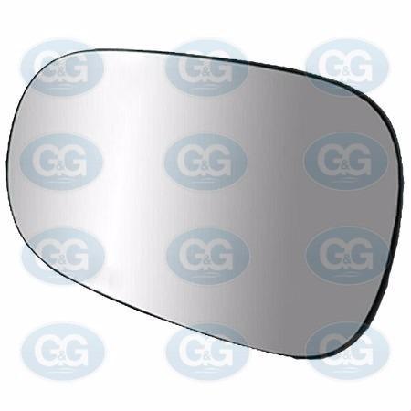 peugeot 505 vidrio espejo izquierdo