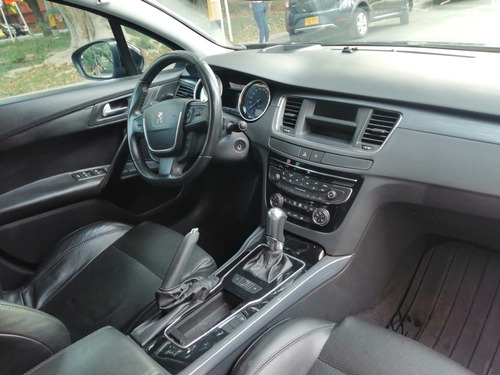 peugeot 508 1.600 turbo 6 airbag