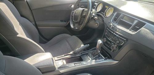 peugeot 508 2.0 hdi 163 cv active auto 2012