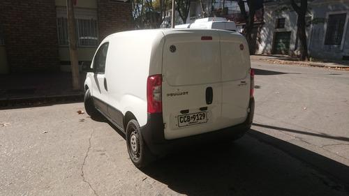 peugeot bipper 1.4 furgon full 2012