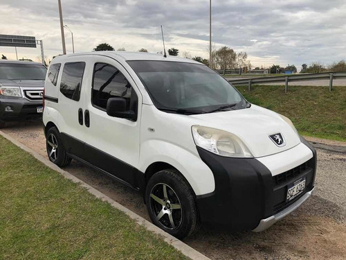 peugeot bipper 1.4 rural full 2012