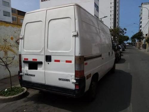 peugeot boxer 1997-mecanico-diesel