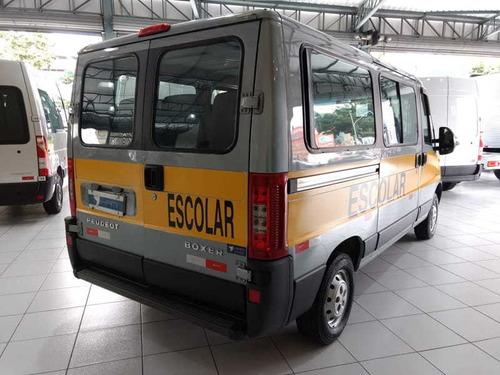 peugeot boxer 2.3 minibus 2013