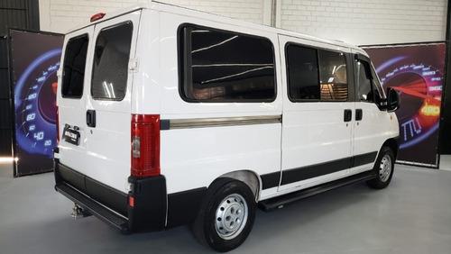 peugeot - boxer 2.3 mnibus 2012 diesel