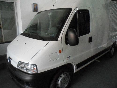 peugeot boxer 350 mh confort mediana alta 2.3 hdi 2017