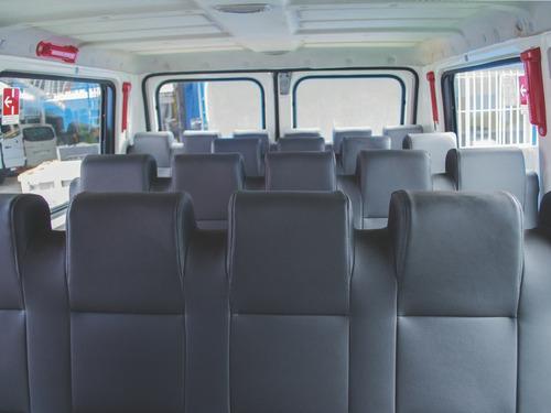 peugeot boxer - escolar - 23 lugares - ônibus