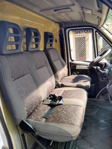peugeot boxer furgon 2.3 hdi 350mh médio teto alto 5p 2012