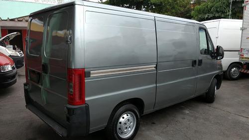 peugeot boxer furgon 2.3 longa  baixa 2010 + forraçao intern