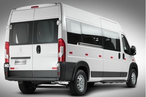 peugeot boxer minibus 16 lugares completa