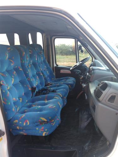 peugeot boxer minibus 2006 2.8 hdi completa (grp)