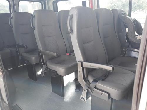 peugeot boxer minibus 2013 2.3 hdi 330m médio 15l 5p