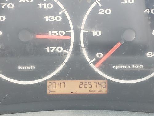 peugeot boxer toledo diesel motor 2.0 2004 blanco 04 puertas