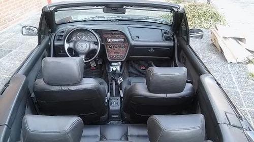 peugeot cabriolet 1995 impecable nuevo!