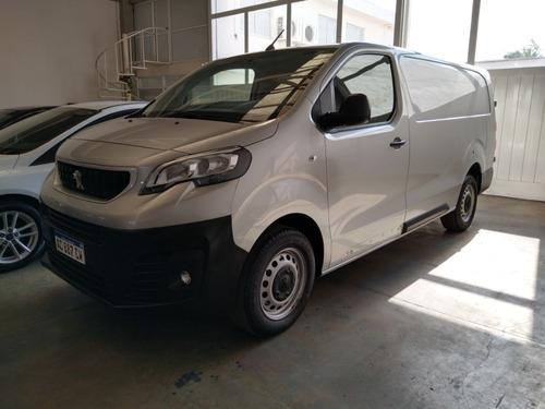 peugeot expert 1.6 hdi premium furgon modelo 2018