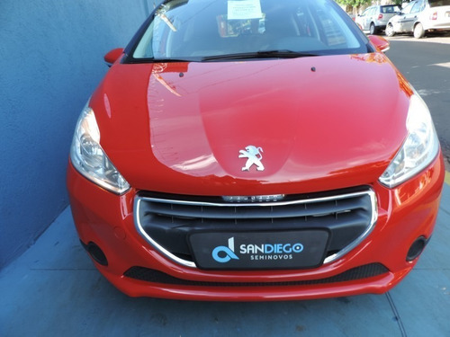 peugeot hatch 208 active 1.5