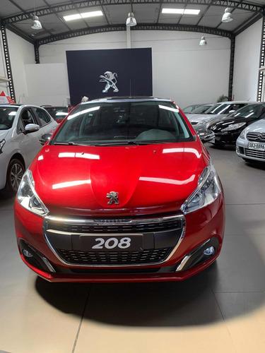 peugeot new 208 1.2 turbo  allure 110 hp