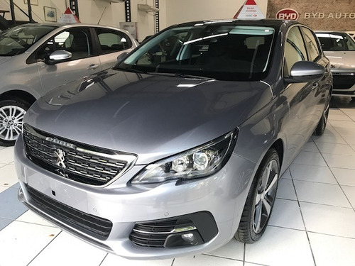 peugeot new 308 1.2 turbo 130 hp.
