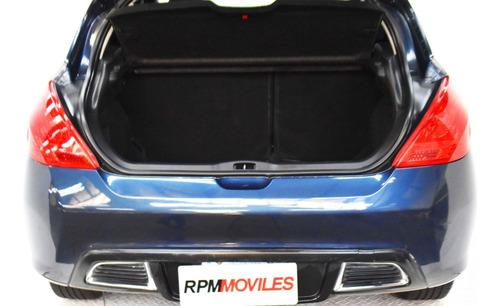 peugeot p308 allure nav manual 2014 rpm moviles