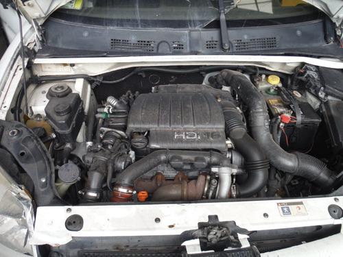 peugeot parner diesel 2011  por partes