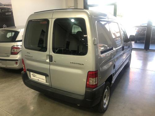 peugeot parnert confort furgon c/ asientos 100% financiado