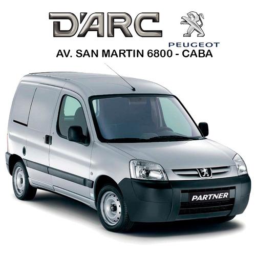 peugeot partner 0km furgon confort 5 plaza mixta 1.6 l/nueva
