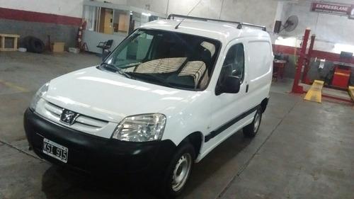 peugeot partner 1.4 furgon confort 2011
